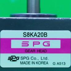 [신품] S8KA20B SPG(에스피지) 20:1 (1/20) 감속기 (납기 : 전화 문의)