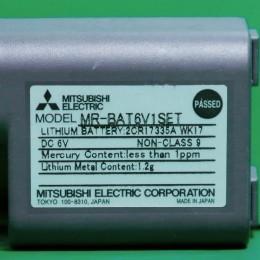 [미사용] MR-BAT6V1SET 미쯔비시 서보 배터리(배터리 FDK 신품)