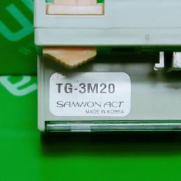 [중고] TG-3M20 삼원ACT 단자대