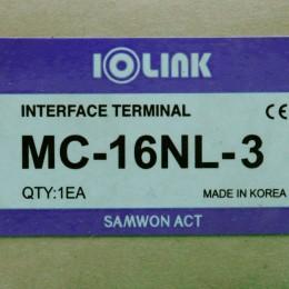 [신품] MC-16NL-3 삼원ACT 인터페이스 분기형 유닛