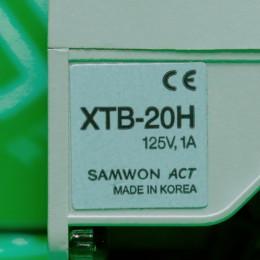 [중고] XTB-20H 삼원 ACT 인터페이스 단자대