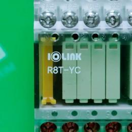 [중고] R8T-YC 삼원ACT 소형 릴레이 터미널