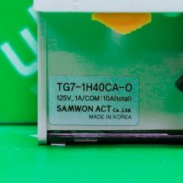 [중고] TG7-1H40CA-O 삼원ACT 인터페이스 단자대