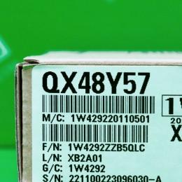 [신품] QX48Y57 미쯔비시 PLC 입출력 모듈