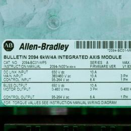 [중고] 2094-BC01-MP5 AB(Allen-Bradley) Axis Module