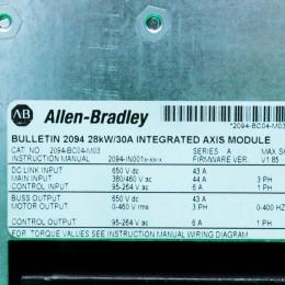 [중고] 2094-BC04-M03 AB(Allen-Bradley) Axis Module