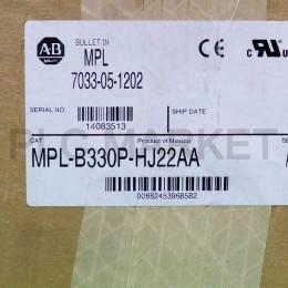 [미사용] MPL-B330P-HJ22AA AB(Allen-Bradley) 서보모터 1.8KW 5000RPM