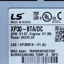 [중고] XP30-BTA/DC LS산전 5.7인치 터치스크린