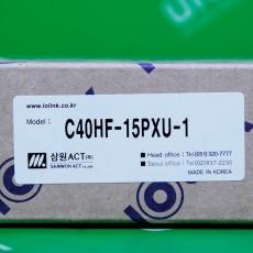 [신품] C40HF-15PXU-1 삼원ACT PLC 접속용 I/O 케이블