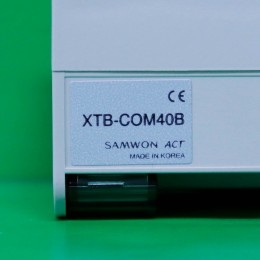 [중고] XTB-COM40B 삼원ACT 아이오링크 40극 인터페이스 단자대