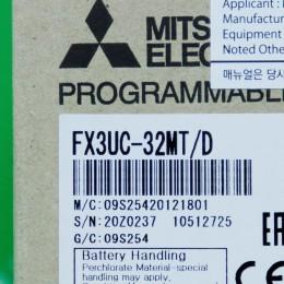 [신품] FX3UC-32MT/D 미쯔비시 PLC
