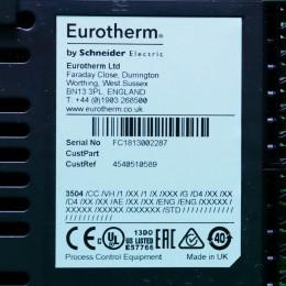 [중고] Eurotherm 3504 Schneider 온도 제어기/프로그래머
