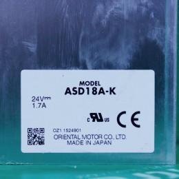 [중고] ASD18A-K Oriental Motor Alpha Step Closed Loop Driver